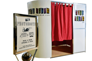 Photo Booth hire London. Top of the range photo booth for your wedding, party or corporate event. Memorable photos and fun are both guaranteed. Get in touch for best price around.
