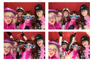 Photo booth hire West Sussex